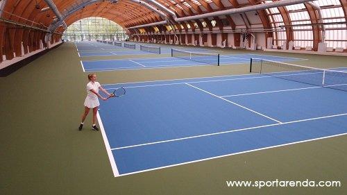 Теннисная клуб спартак москва фитнес клуб хамам москва
